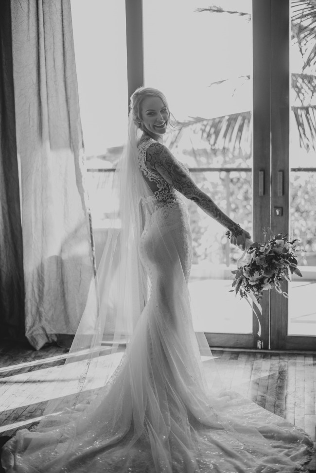 Tuscany Bridal, Davina