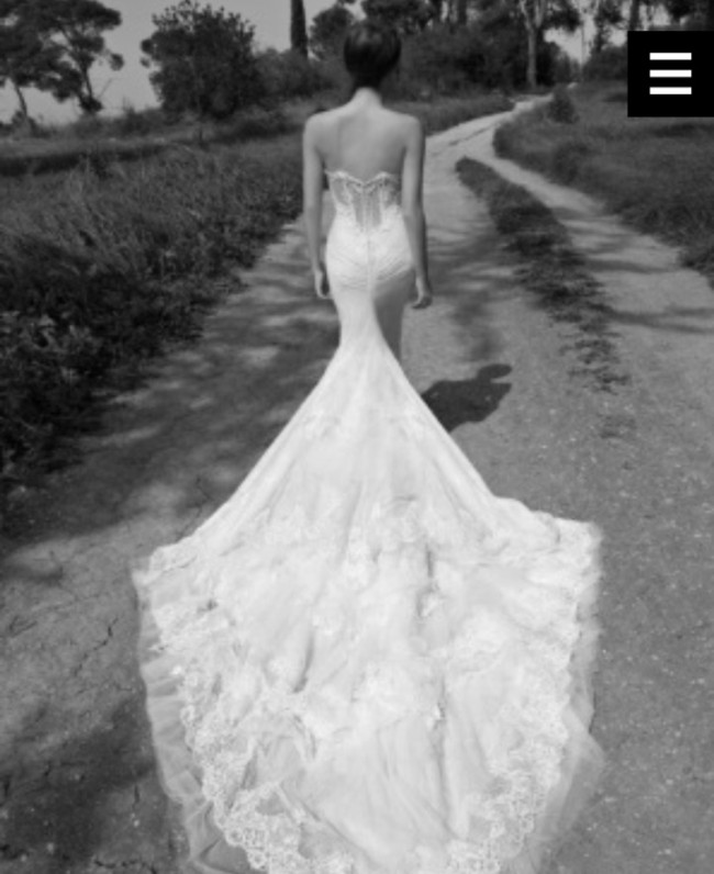 Inbal Dror Wedding Gowns For Sale: Inbal Dror BR-13-23 Second Hand Wedding Dress On Sale 79