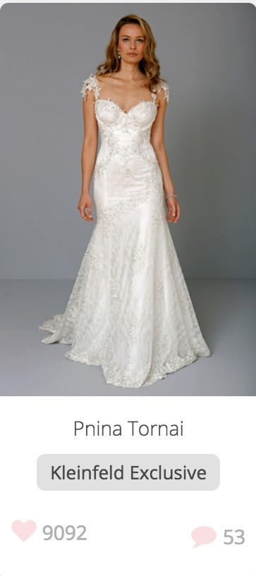 Pnina tornai 33286758 second hand wedding dresses stillwhite pnina tornai 33286758 junglespirit Images