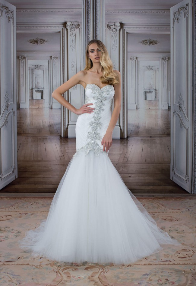 Pnina tornai 14481 wedding dress on sale 76 off pnina tornai 14481 junglespirit Choice Image