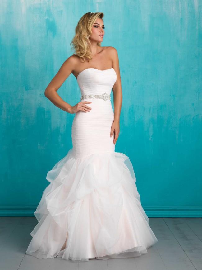 Allure Bridals 9317 - Sample Wedding Dresses - Stillwhite
