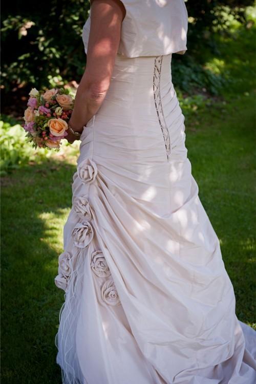 White Leaf Boutique Wedding Dress On Sale 75 Off