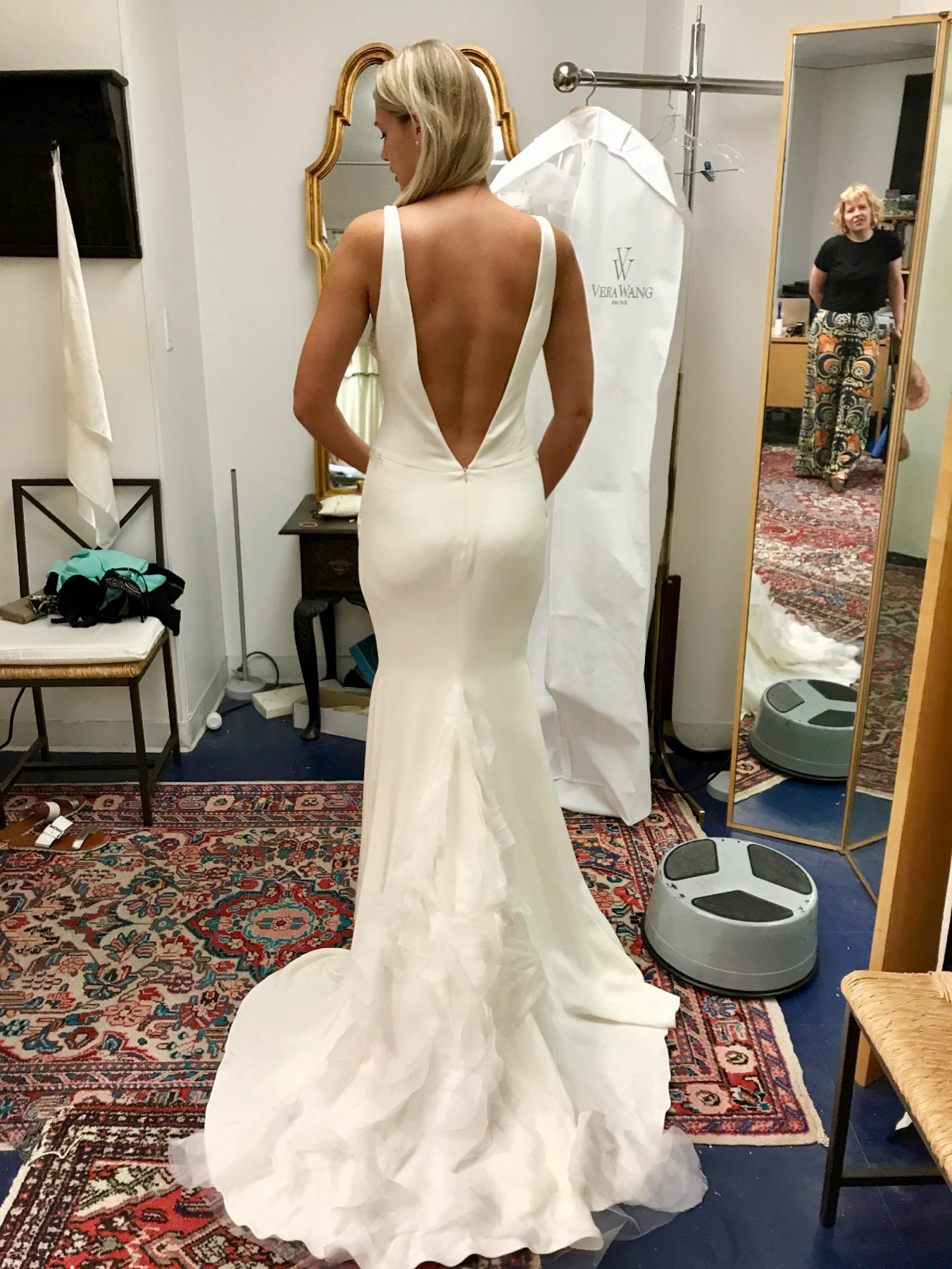 Vera Wang Priscilla - Sample Wedding Dresses - Stillwhite