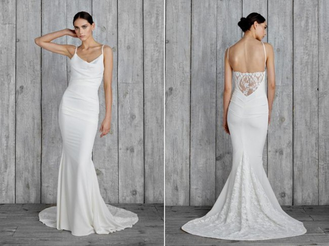 Nicole Miller Hampton Used Wedding Dress On Sale 74% Off