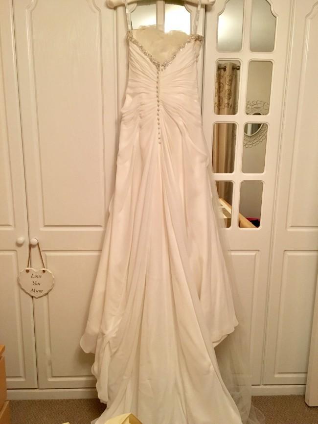 David tutera second hand wedding dress on sale 85 off for Second hand wedding dresses london