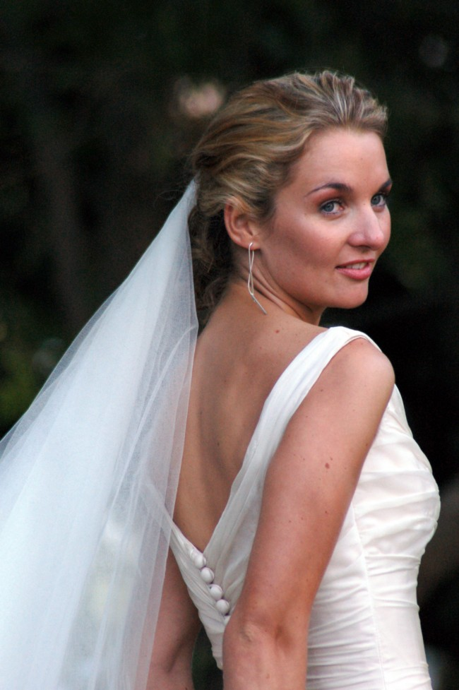 Paul Van Zyl Custom Made Used Wedding Dress On Sale
