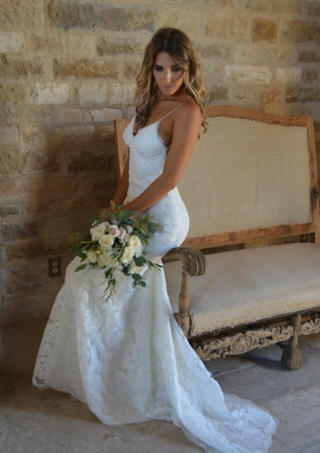Katie May Poipu/Princeville Second-Hand Wedding Dress on Sale 22% Off