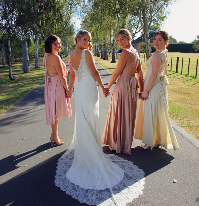 Rosalynn Win Haute Couture, Personal Couture Design - Modern Vintage