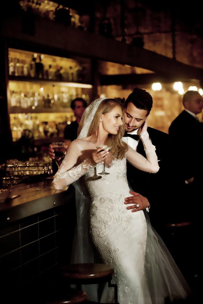 Paolo Sebastian Second-Hand Wedding Dress on Sale 38% Off