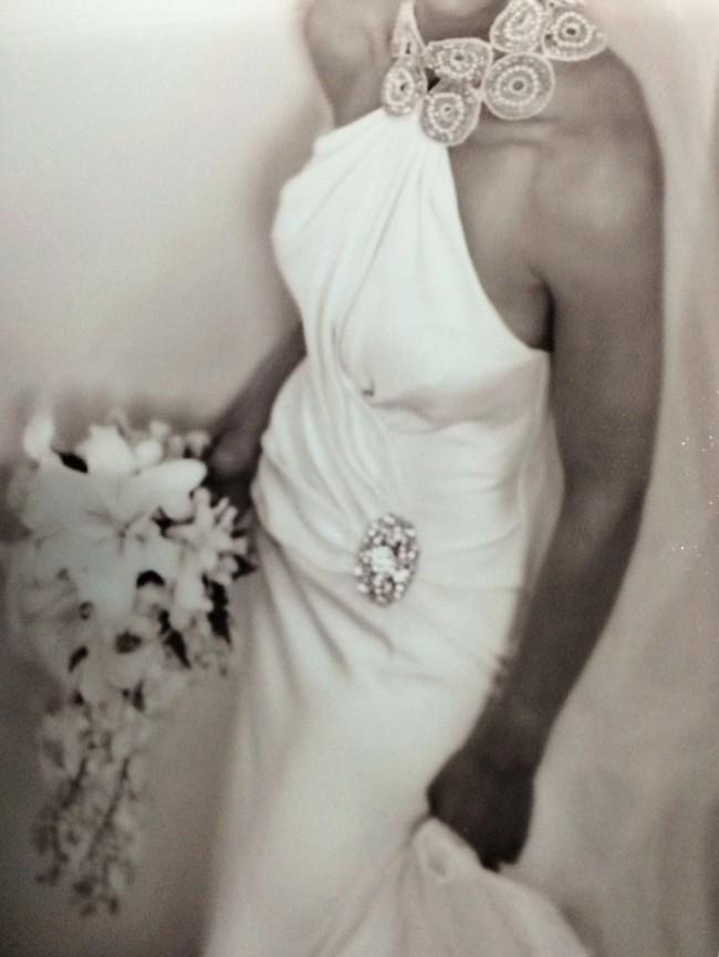 J Aton Custom Made Second Hand Wedding Dresses Stillwhite