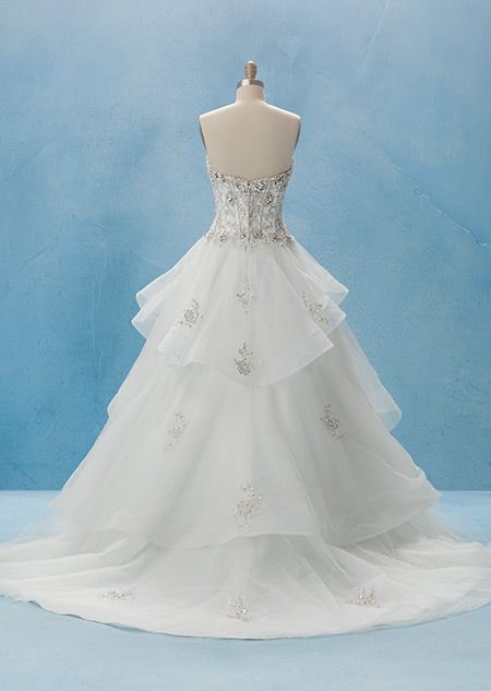Alfred Angelo Disney princess collection, Belle style 217 - Used ...