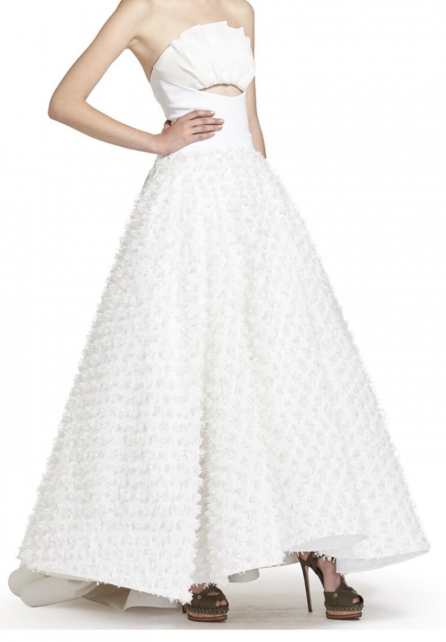 Toni Maticevski Willow gown New Wedding Dress on Sale 73% Off