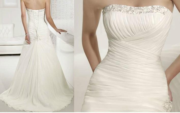 Ronald joyce victoria jane second hand wedding dress on for Second hand wedding dresses for sale