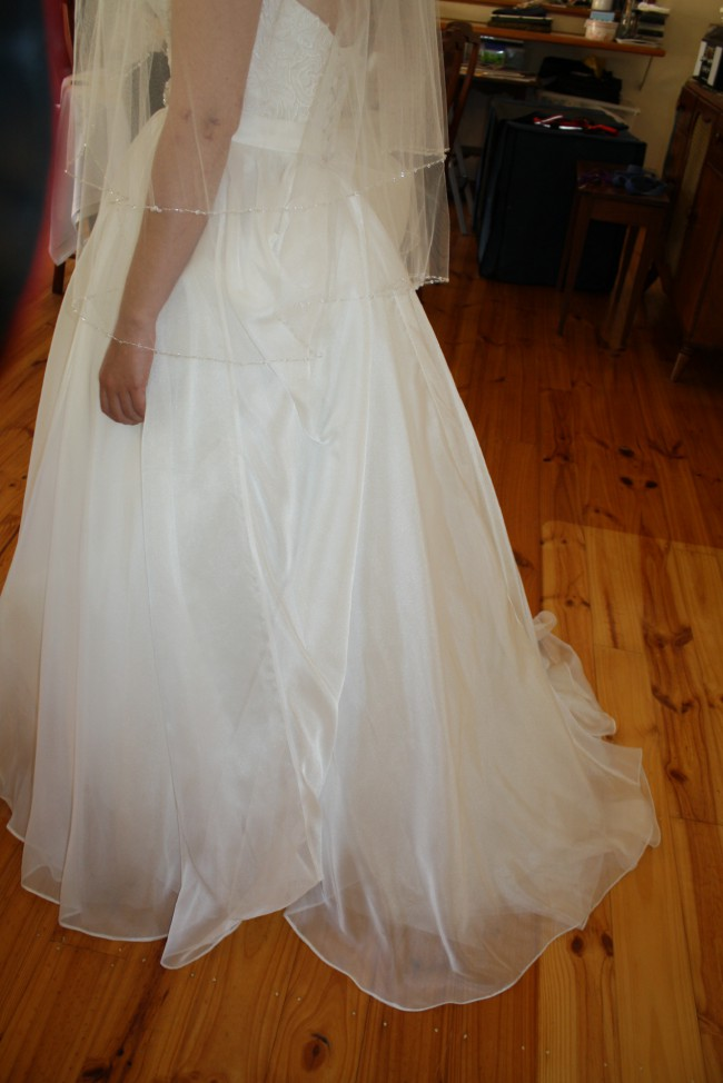 Luv Bridal, Ball Gown
