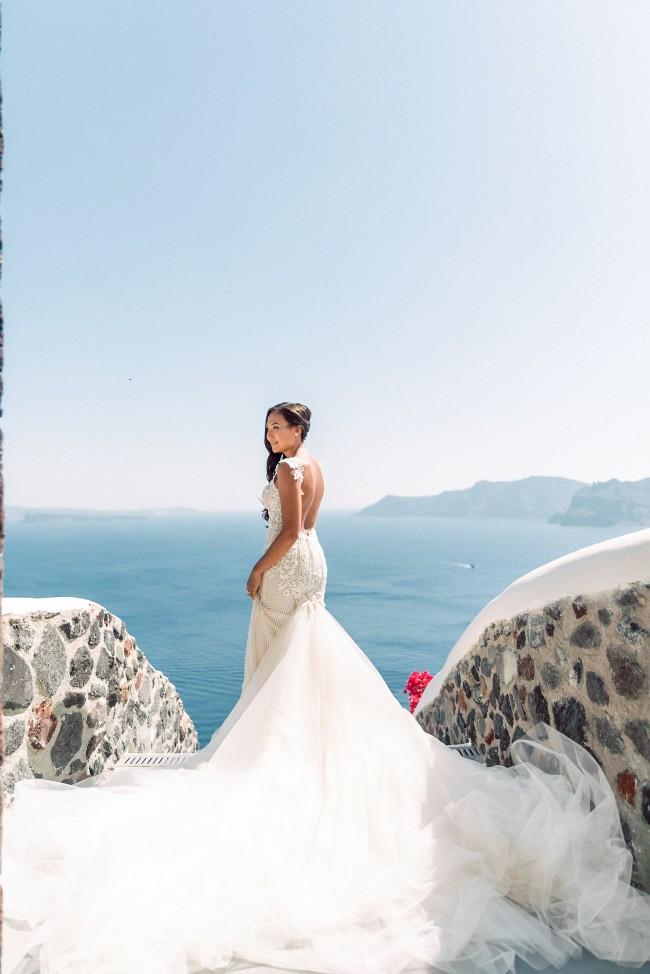 Galia Lahav Summer Bella with the \'Desiree style\' Detachable T ...
