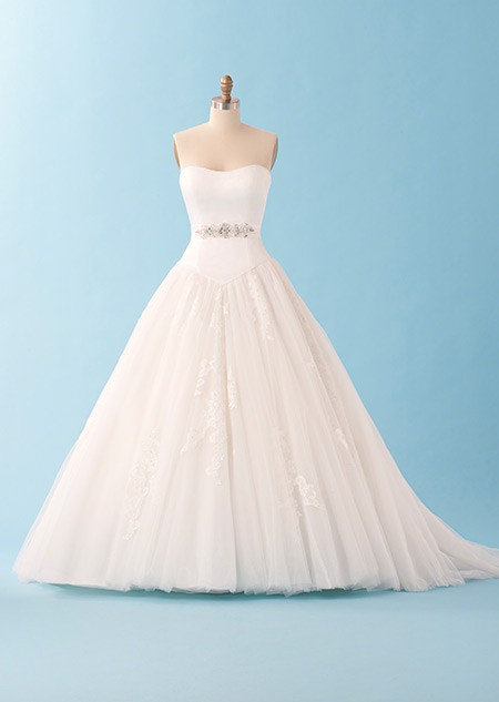 Alfred Angelo Disney Cinderella - Used Wedding Dresses - Stillwhite