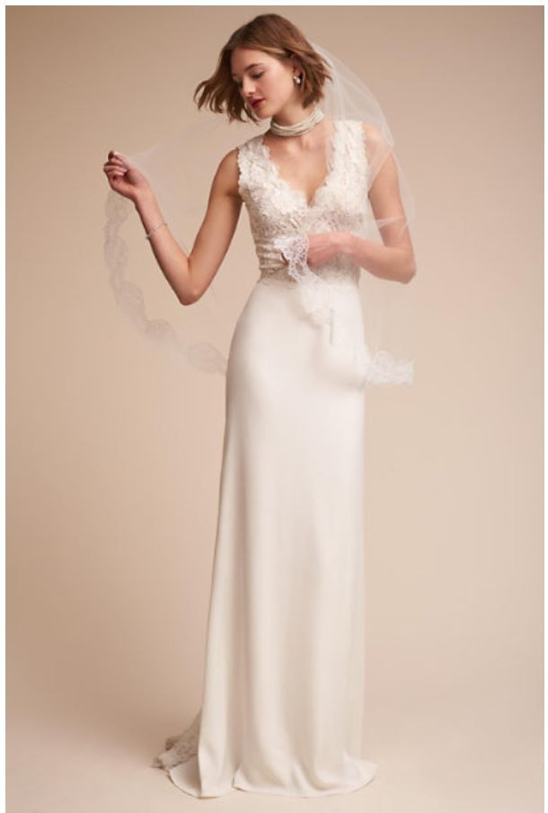 Tadashi Shoji Andora Gown New Wedding Dress on Sale 8% Off - Stillwhite