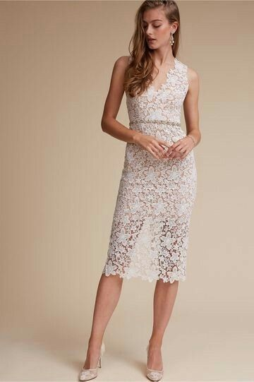 BHLDN, Elize Dress
