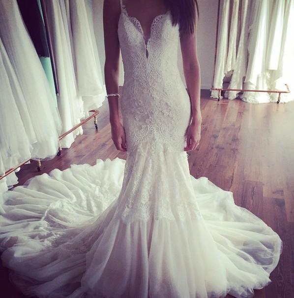 Made with love asha used wedding dresses stillwhite for Made with love wedding dresses