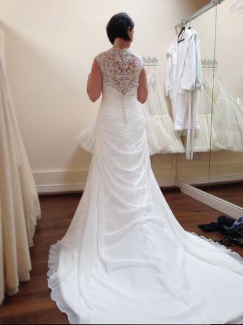 Mori lee 5103 wedding dress uk designers