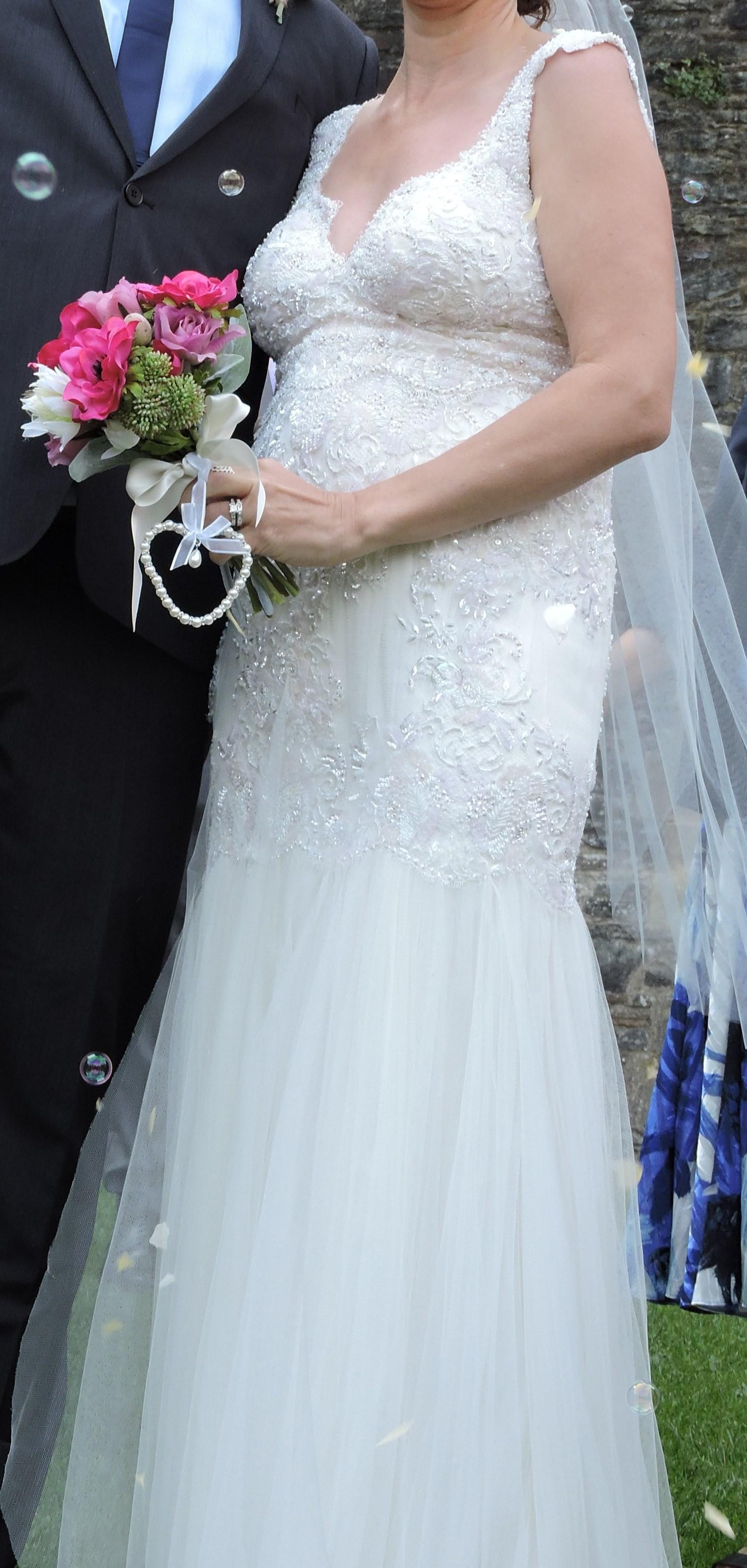 Anna Campbell Gossamer Collection - Second Hand Wedding Dresses ...