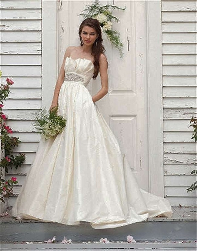 Watters houston preowned wedding dress on sale 83 off for Used wedding dresses houston