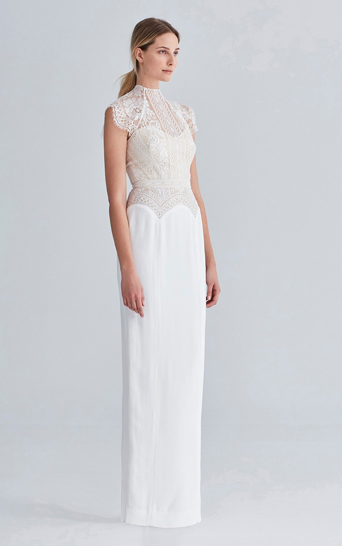 lover the label athena white magick collection new On lover the label wedding dress