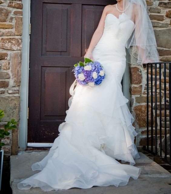 La Sposa LAUREL Preloved Wedding Dress on Sale 62% Off