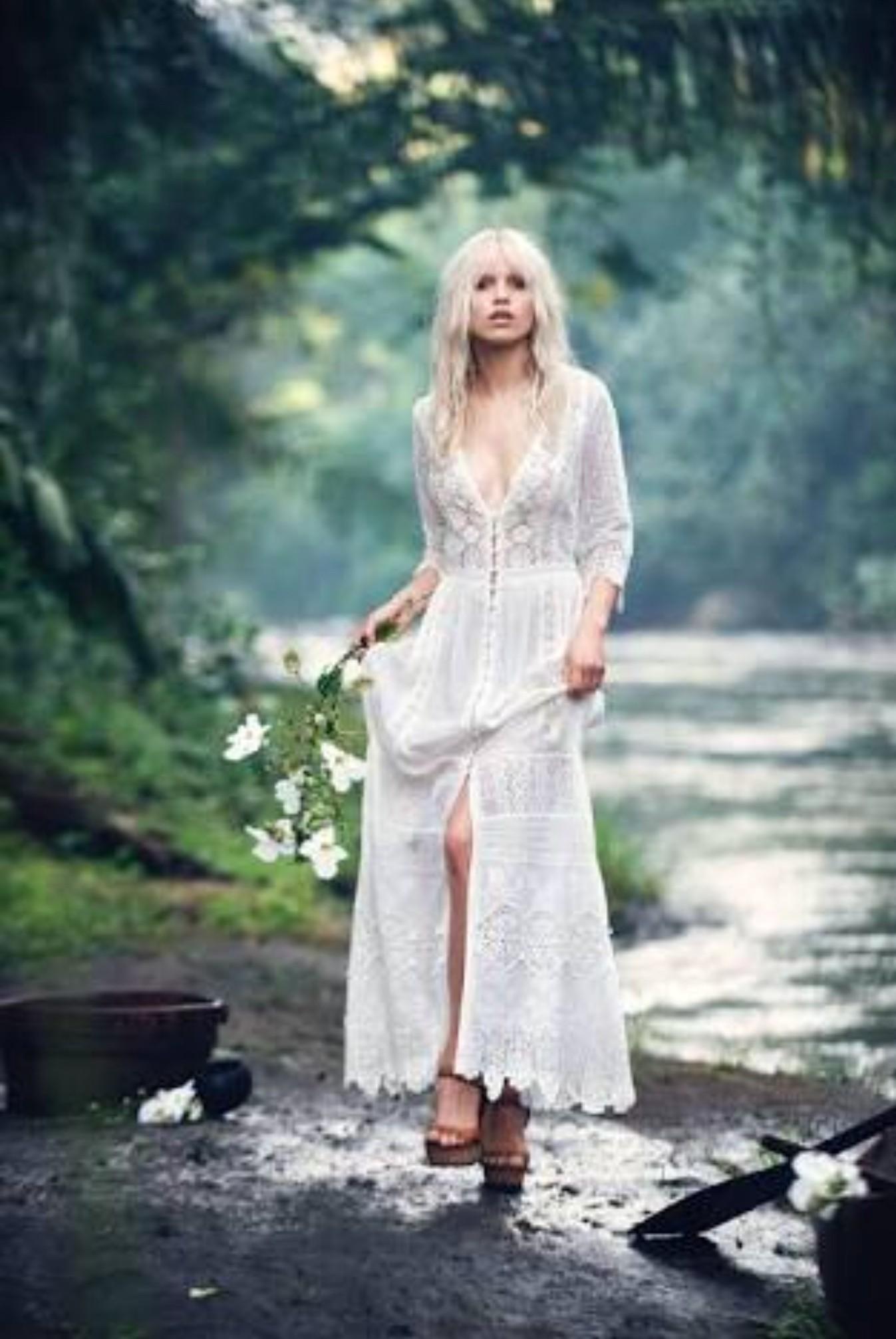 Spell Designs Aurora Gown Second Hand Wedding Dress on Sale - Stillwhite