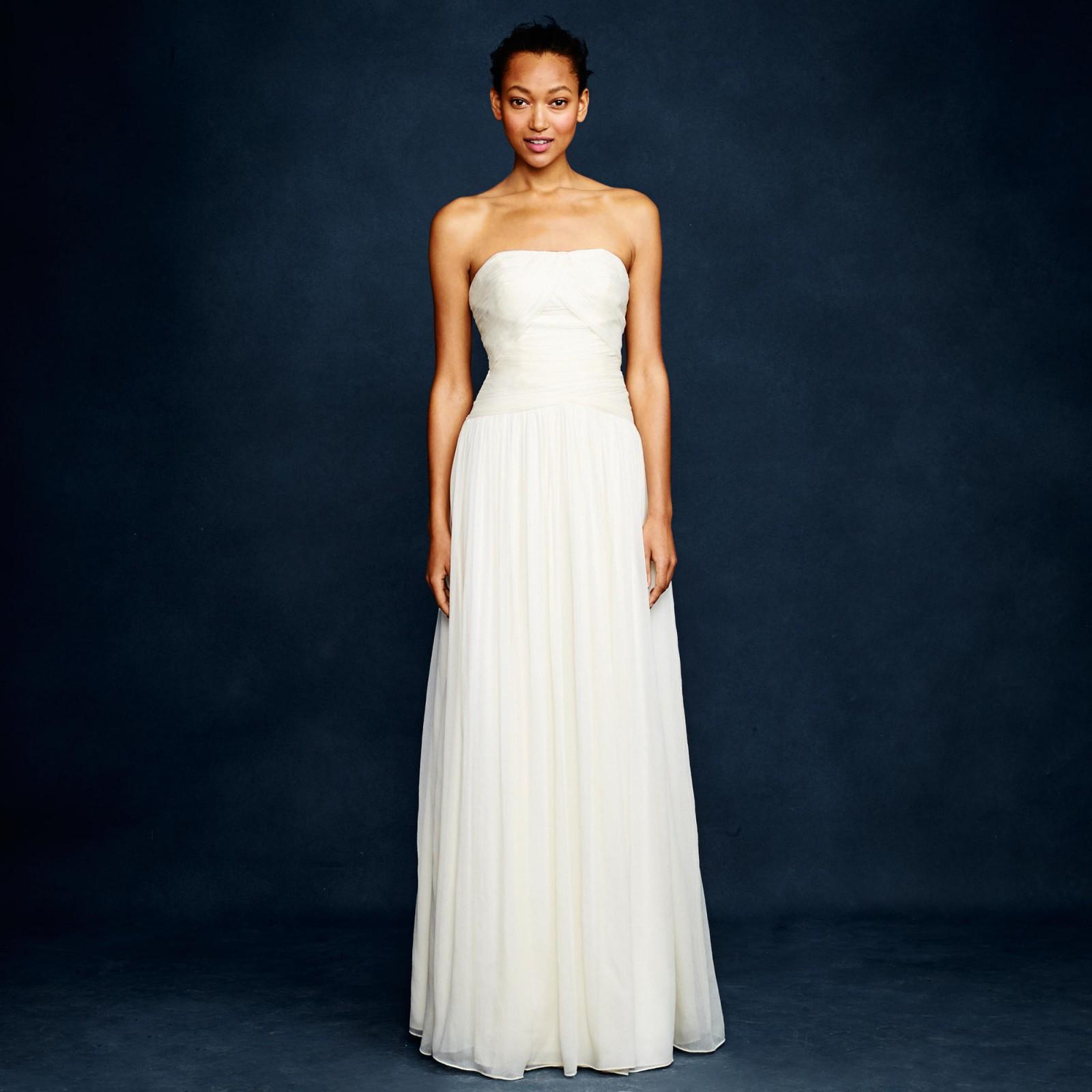 J Crew Wedding Dresses On Sale