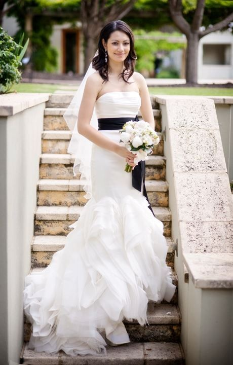 Vera Wang Ethel Used Wedding Dress on Sale 53% Off