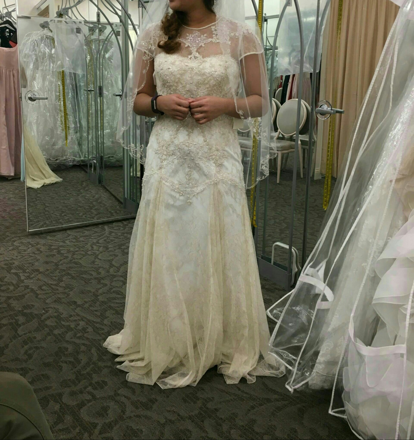 Melissa Sweet Wedding Dresses: Melissa Sweet MS251136 New Wedding Dress On Sale 47% Off