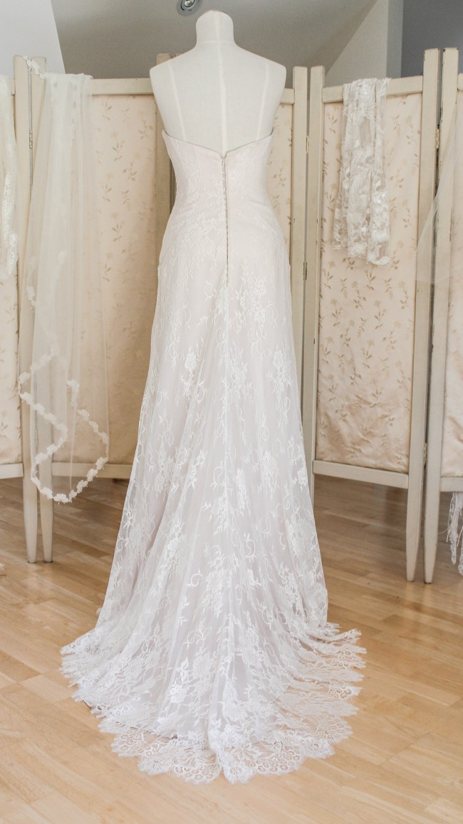 Louise Anderson Laura Wedding Dress on Sale 26% Off