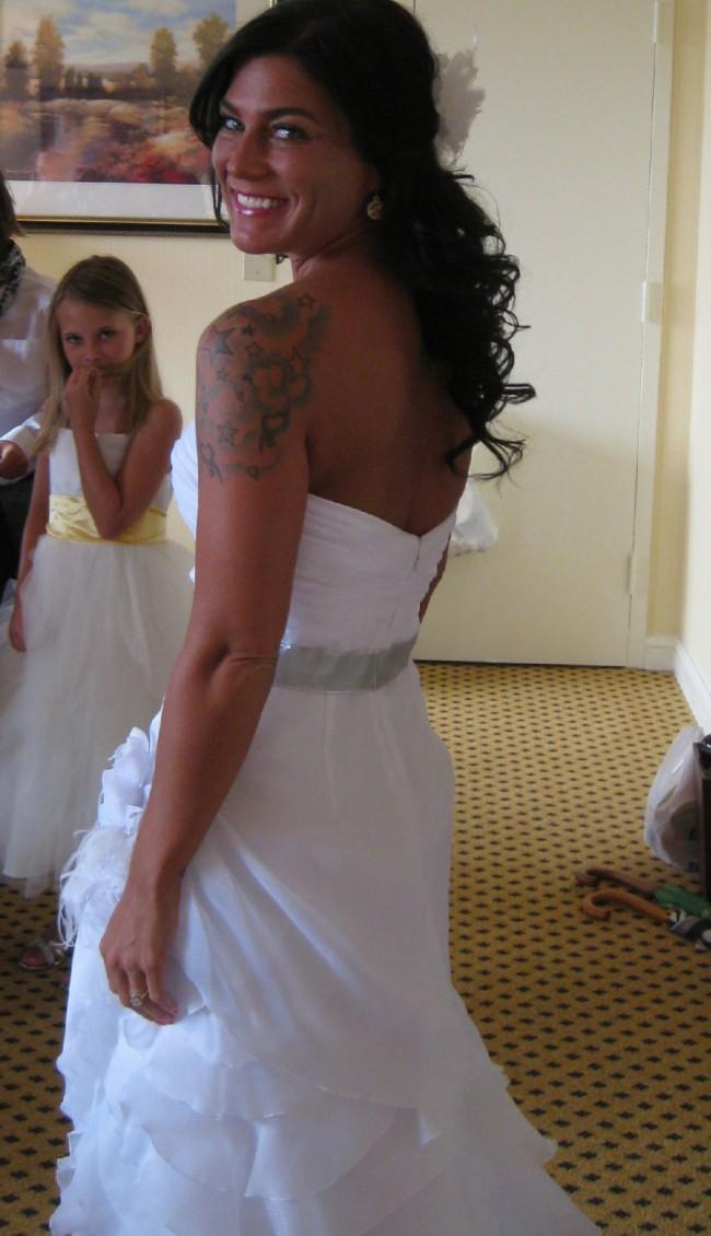 Demetrios Preowned Wedding Dress On Sale 70 Off