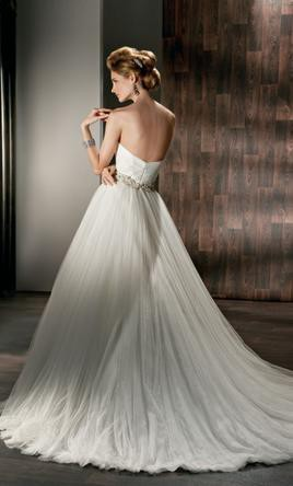 Demetrios 532 Wedding Dress on Sale