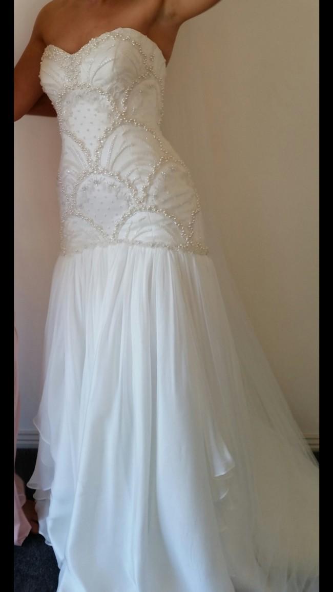Judith Valente PreOwned Wedding Dress on Sale