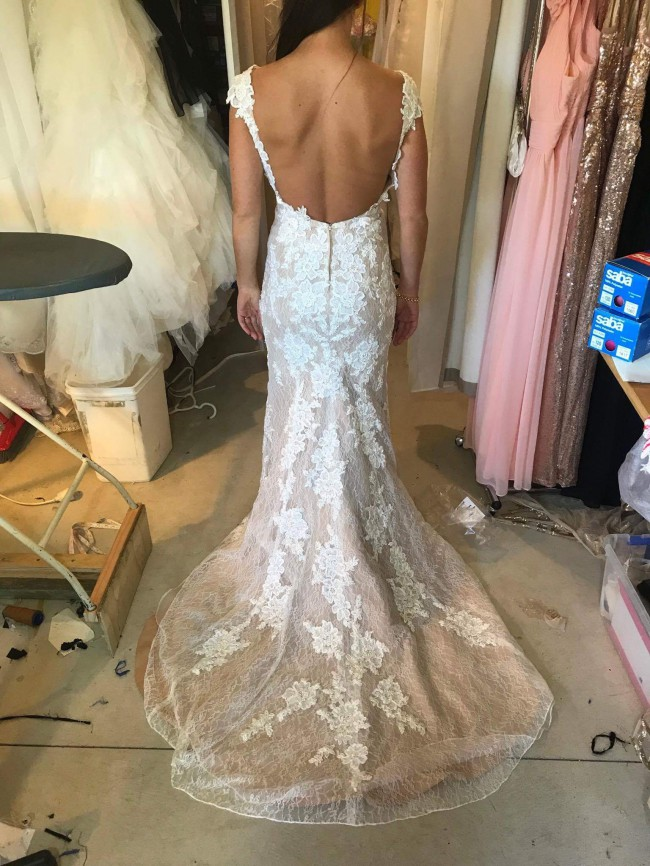 Galina signature swg719 second hand wedding dresses stillwhite galina signature swg719 junglespirit Image collections