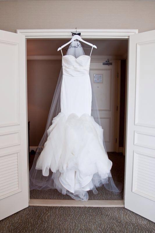 Vera wang ethel 122010 second hand wedding dress on sale for Second hand vera wang wedding dress