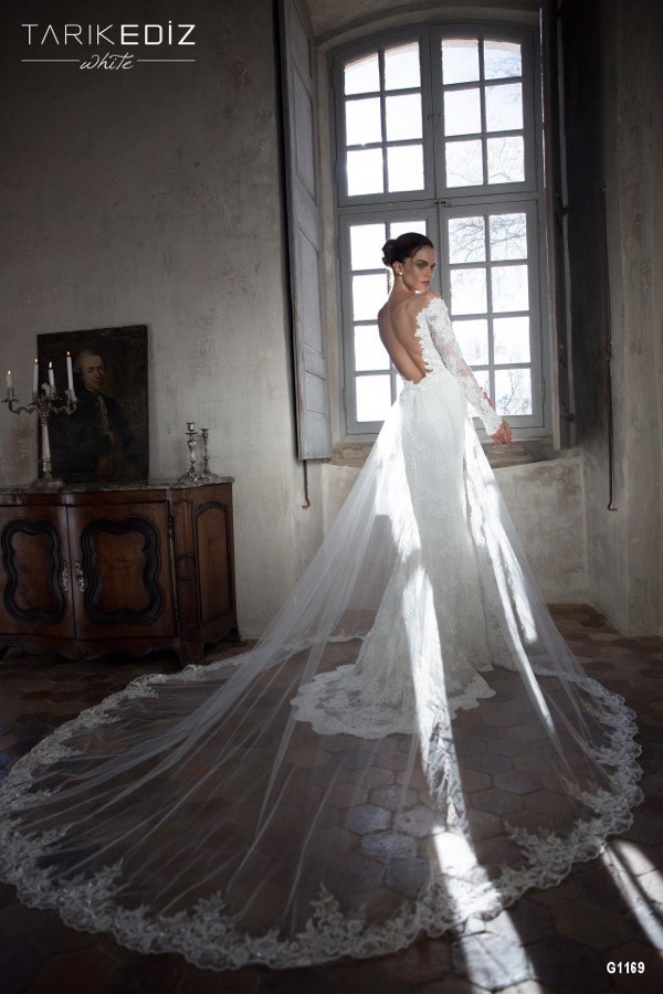 Tarik Ediz - New Wedding Dresses - Stillwhite
