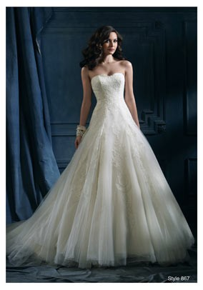 Alfred Angelo, Sapphire 867