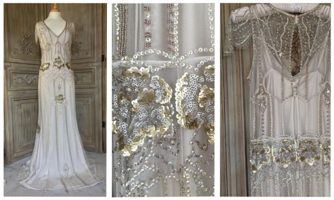 Jenny Packham Eden New Wedding Dress on Sale 51% Off