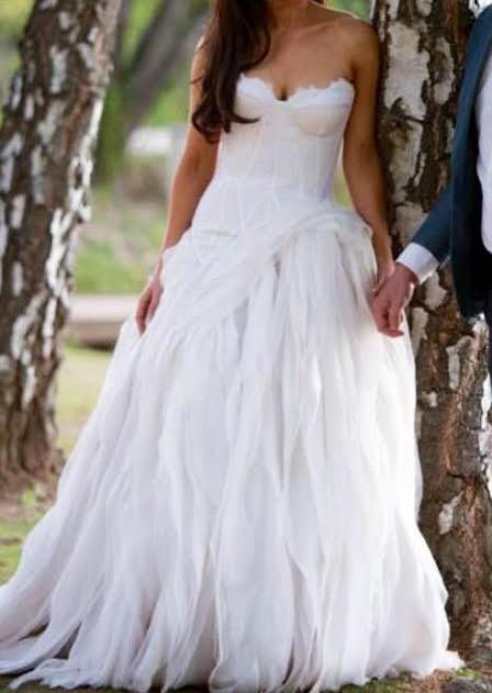 Jaton Original Wedding Dress On Sale