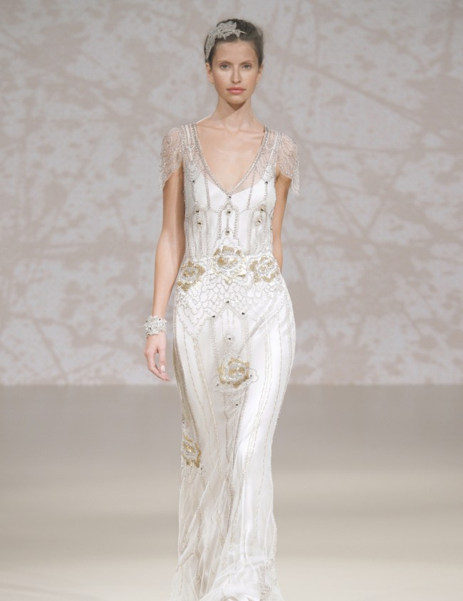 Jenny Packham Eden New Wedding Dress on Sale 44% Off - Stillwhite