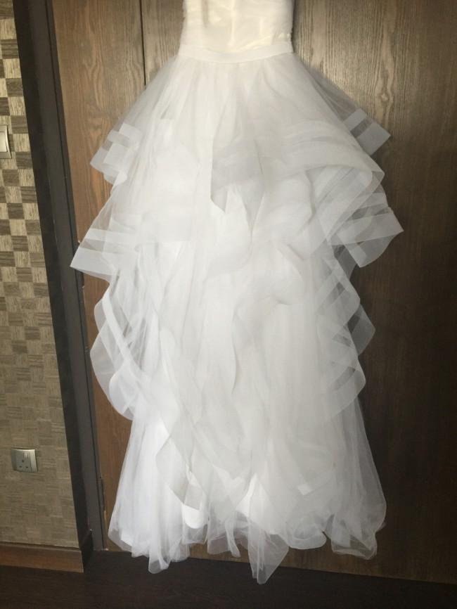 Reem Acra I\'m Romantic New Wedding Dress on Sale 65% Off