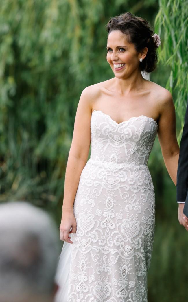 Jane Hill La Violette Used Wedding Dress On Sale 58 Off