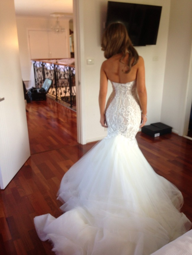 Leah da gloria preowned wedding dress on sale 47 off for Leah da gloria wedding dress cost