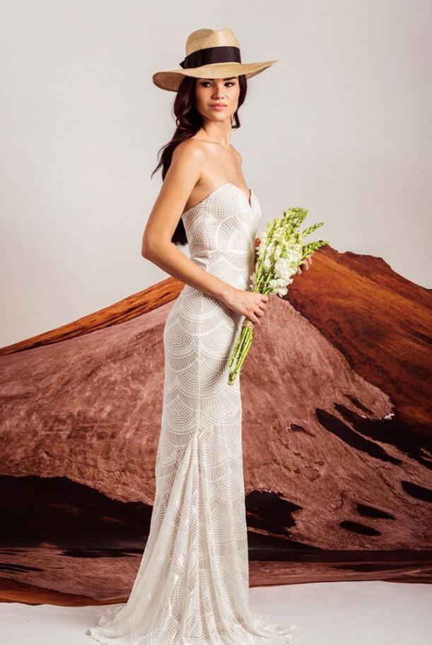 Stone Fox Bride Market Gown - New Wedding Dresses - Stillwhite