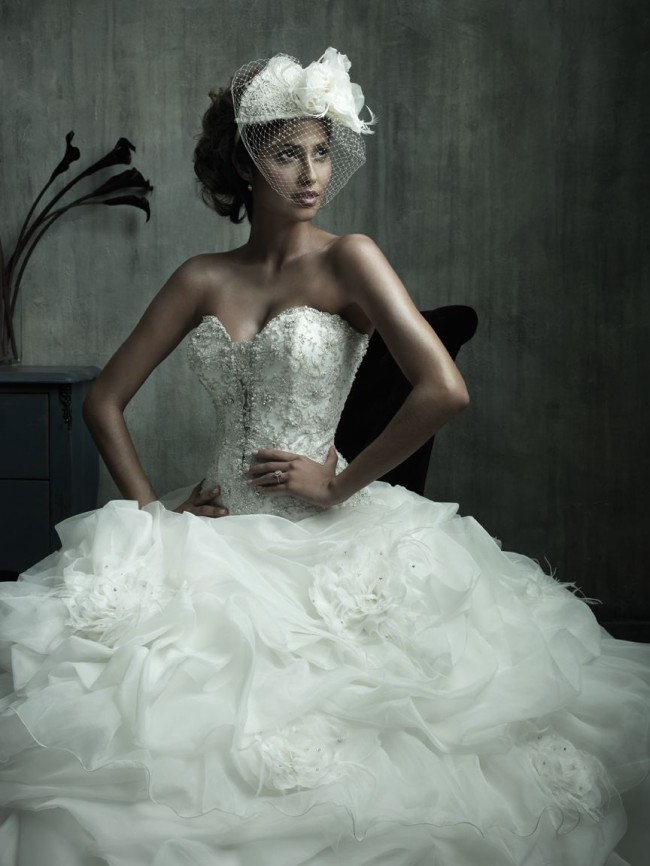 Allure Couture, C170 Ivory