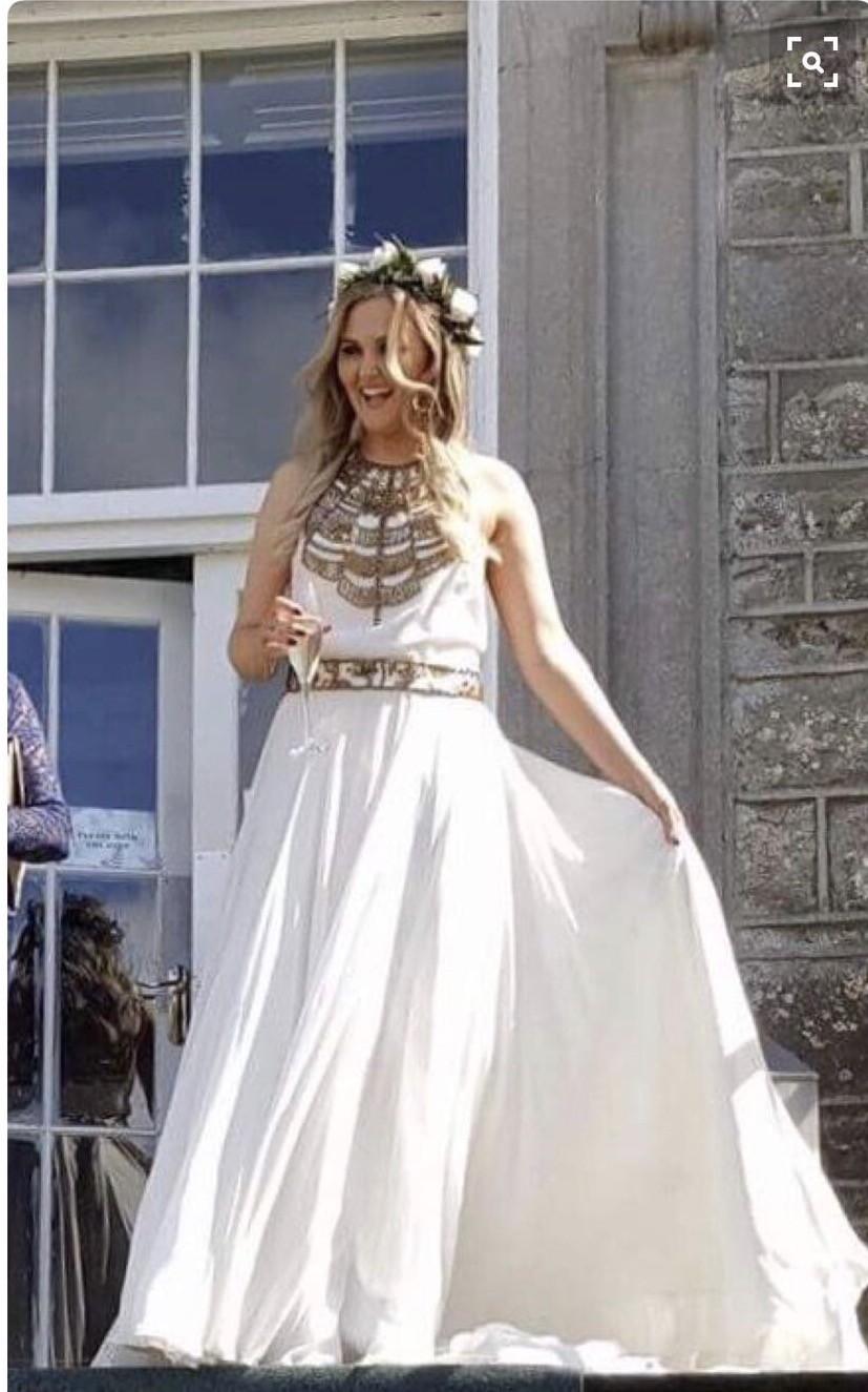 Amanda Wakeley Cleopatra - Second Hand Wedding Dresses - Stillwhite