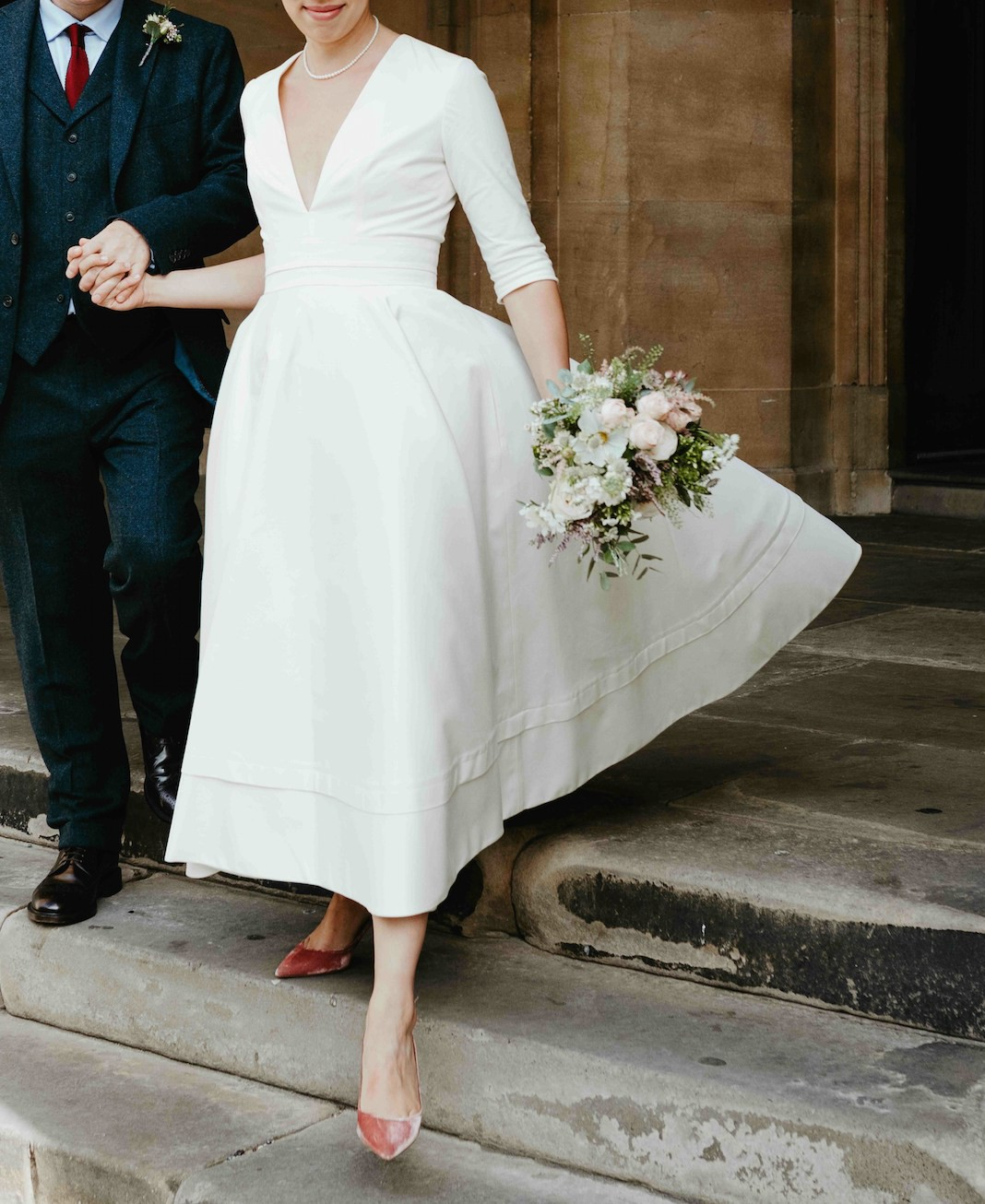 Second Hand Wedding Dresses: Delphine Manivet Prospere Second Hand Wedding Dress On
